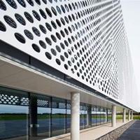 外墙装饰冲孔铝板网使用范围