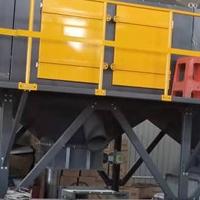 永鑫5萬風量催化燃燒涂裝車間專用設備