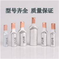 銅鼻子銅鋁鼻子廠家 10平方C45銅鋁插針
