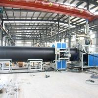 PE检查井缠绕管生产线设备