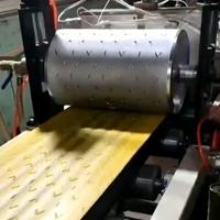海洋养殖踏板设备 鱼排防滑板生产线