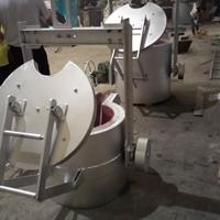 800KG行吊式鋁水轉運包 鋁液澆包