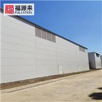 彩钢岩棉横铺墙板厂房外墙面横装夹心板