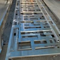 英雄聯盟鏤空鋁單板 鋁窗花廠家直銷