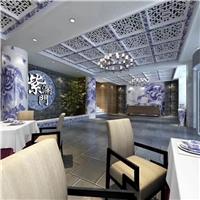 唐山3D鋁單板-電視背景墻-新代裝飾建材