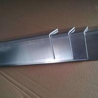 國標6063鋁合金角鋁 等邊L鋁板折彎廠家