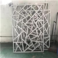 成批出售铝方管焊接铝格子-铝窗花优势