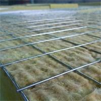 怀化钢网插丝岩棉板