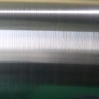 5052磨砂拉丝铝卷板 铝板拉丝加工