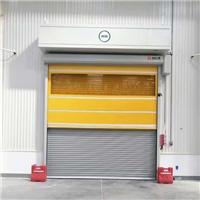 快速卷帘门和铝合金卷帘门组合门