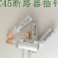 铜鼻子 铜铝鼻子厂家 10平方C45铜铝插针