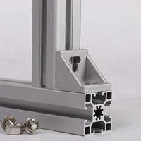 工业铝型材框架导轨工业铝型材安装