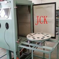 鋁合金輪轂翻新噴砂機