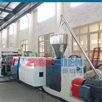 建筑塑料模板生产线、塑料模板机器
