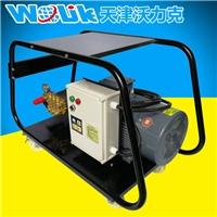 WL350E工业高压清洗机轨道除锈清洗用