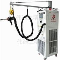 偉迪生手持式高頻焊機、30kw焊銅管焊接機