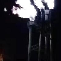 高炉煤气放散点火 海韵仪表 无伴烧点火