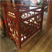南京市氟碳木紋鋁型材鋁窗花工廠-鋁花格