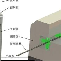 直线度测量仪持续检测钛棒尺寸 你需要吗?