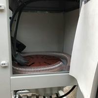 铝合金专用环保手动喷砂机