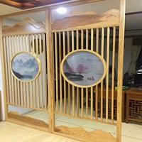 仿古中式窗花连锁店餐厅装饰-厂家直销