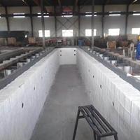 镀锌锅设计施工专用标准型陶瓷纤维模块