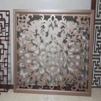 專業定制各種圖形鋁板 不規則雕花板