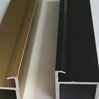 瀚海德致簡約玻璃門衣柜鋁材廠家