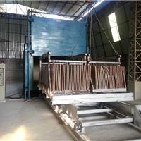 石材電解染色爐 臺車式石材電解染色爐