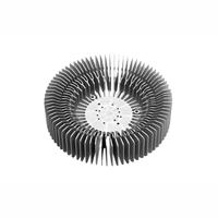 供應6063T6鋁合金散熱器型材