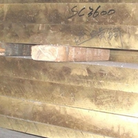 C3602五金机电专用黄铜扁线