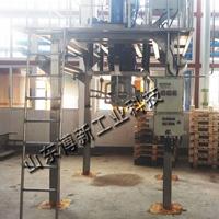 化工颗粒吨袋包装机、吨包包装秤结构