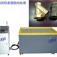 磁力抛光机黄紫铜件表面处理代替酸洗