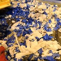 小型塑料瓶破碎机-硬塑料破碎机生产线
