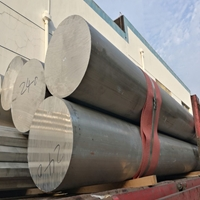 现货供应2024铝棒直径260mm机械制造用铝棒