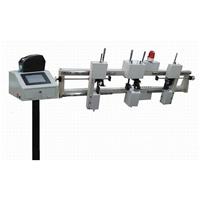 接触式激光测厚仪测量皮革厚度 皮革测厚仪