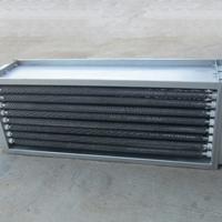 供应不锈钢风道加热器 空气干烧电热器
