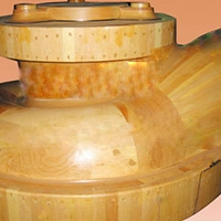 木型风机模具厂家定制  铝型板模具