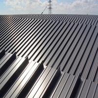 鋁鎂錳瓦 金屬屋面65-430防水面板