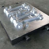 卡扣模具厂家定制 铝型板模具