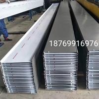 0.8mm氟碳喷涂铝镁锰屋面板yx-65-430直立锁边