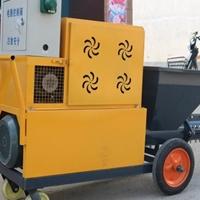 供應砂漿噴涂機 墻體加固涂噴機