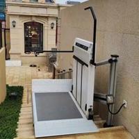 家用1至6楼专用斜挂式无障碍升降平台