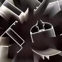 厂家直销 洁净板彩钢板铝材 净化铝材 50槽铝排材 可批发定制