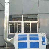 喷漆房废气处理一体机雾净化除臭工业环保设备