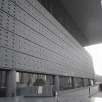 墙体密拼铝单板 防火材料铝单板厂家