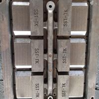 铁模具生产  覆膜砂模具