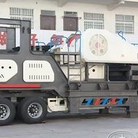 时产100-500吨移动破碎站,量身定制Z94