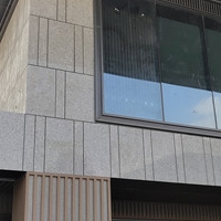生活商城門頭屋檐鋁單板按圖紙定制
