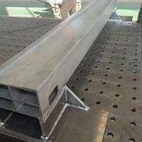 切割机挤压铝横梁、激光切割机挤压铝横梁